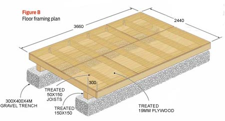 wooden wendy house plans
