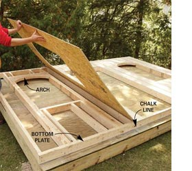 Home-Dzine - Build a wendy house