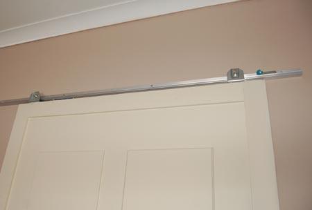 Bathroom Doors At Builders Warehouse home dzine home diy | how to install a sliding door