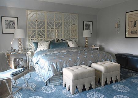 Home Dzine Bedrooms Gorgeous Headboard Ideas