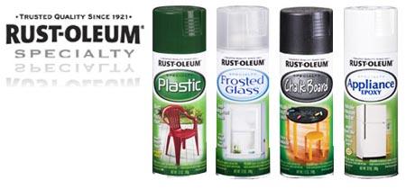 HOME DZINE Craft Ideas | Rust-Oleum product range