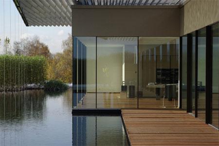 Frameless windows, folding or sliding doors