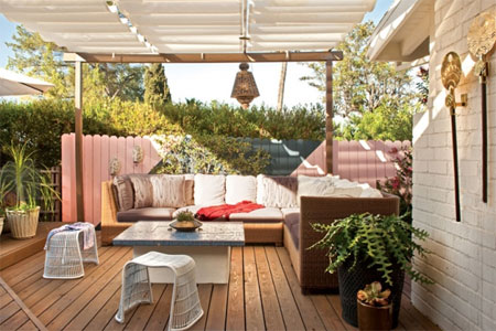DIY patio ideas