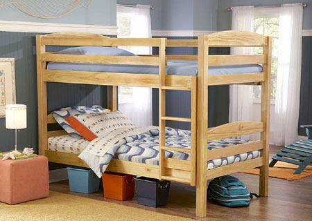 Home Dzine Home Diy How To Make A Diy Bunk Bed