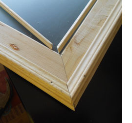 Easy Way To Make Picture Frames