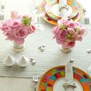 Set the table for spring