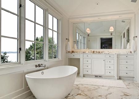 Alternatives To Tiling Bathroom