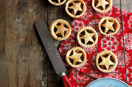 Make these gluten-free mince pies for family and friends.