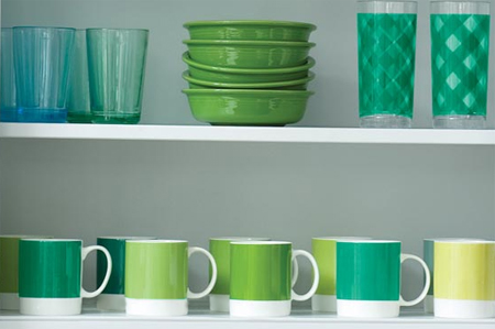 Emerald... Pantone colour of the year for 2013