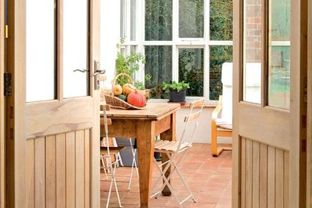 Liming indoor and outdoor wood & HOME DZINE | Liming indoor and outdoor wood