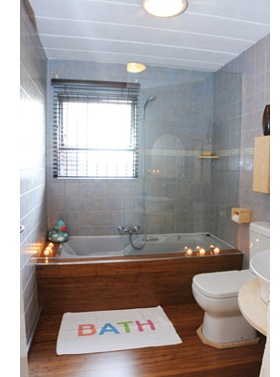 Captivating Convert To Bath   Shower Combination