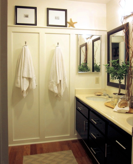 If You Need To Give A Dull, Boring Guest Bathroom A Makeover, Hereu0027s How To  Do It Yourself In A Weekend   And On A Tight Budget. This Small Bathroom  Was ...