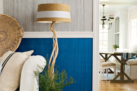Home Dzine Paint Effects For High Impact Walls