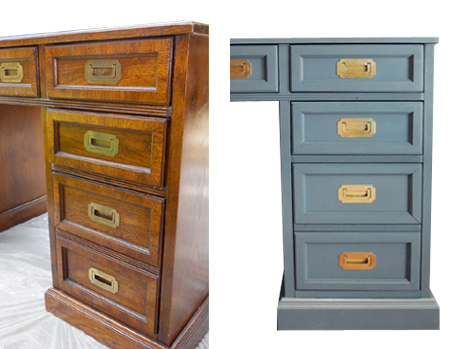 Rustoleum Spray Paint To Revamp Old Furniture