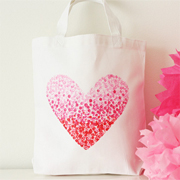 Gift idea - Paint a tote bag