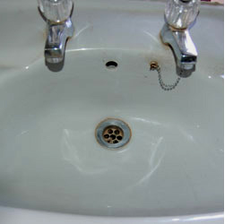 Restore Repaint Paint Sink Basin