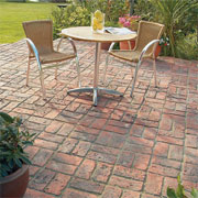 Improve outdoor spaces with pavers