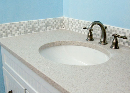 How To Fit An Undermount Basin Or Sink