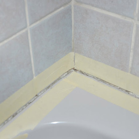 How To Seal Around Bath Tub Or Basin