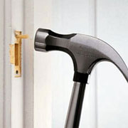 Maintain doors in good condition
