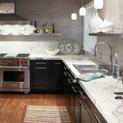 Replace Formica kitchen countertops