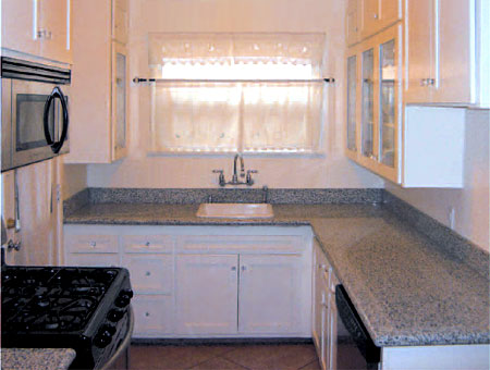 HOME DZINE Kitchen Replace Formica Or Melamine Countertops - How to replace kitchen countertops