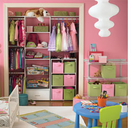 closet ideas storage