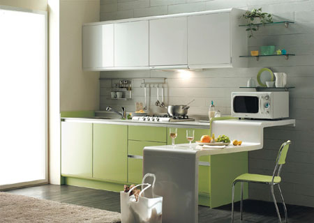 Five steps to an eco-friendly kitchen