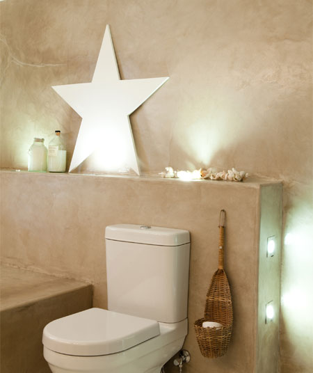 Home dzine home improvement cement based products for for Builders bathroom warehouse