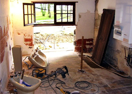 Plan your renovation before you start