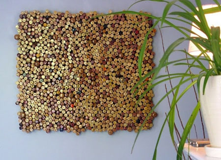 Home Dzine Craft Ideas Ways To Reuse And Recycle Wine Corks