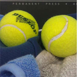 tennis ball for clothes dryer