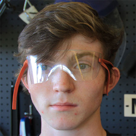 Home Dzine Home Diy Make Safety Glasses From Plastic Bottles