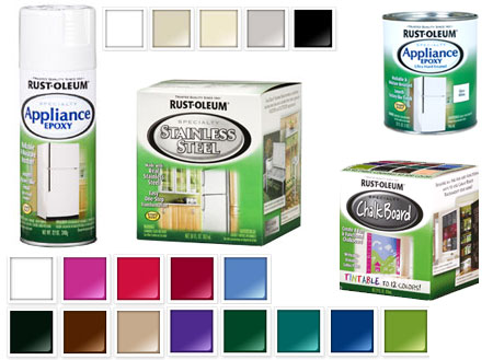 Appliance Paint Colors 28 Images Daily Fact I Learned