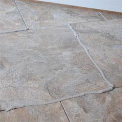 Home Dzine Home Improvement Vinyl Floor Tiles Are