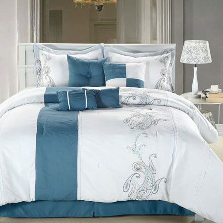 Home Dzine Bedrooms How To Make A Duvet Cover
