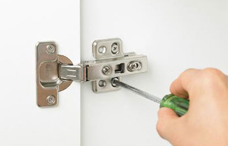 how to adjust cabinet hinges. adjust concealed cabinet hinges how to