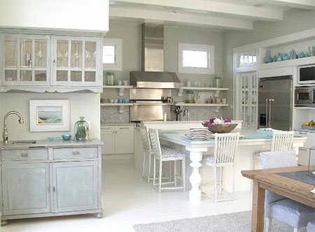 HOME DZINE Kitchen Shelving Ideas For A Kitchen
