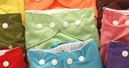 make your own cotton diapers