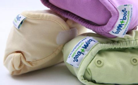 how to make cotton diapers
