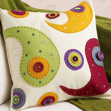 Easy to make cushions