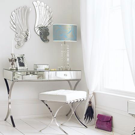 HOME DZINE Bedrooms Beautiful Dressing Tables