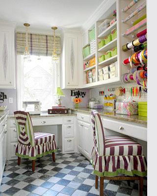 Home Dzine Craft Ideas Craft Rooms That Work