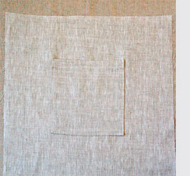 How to make a cotton, burlap or hemp tote bag