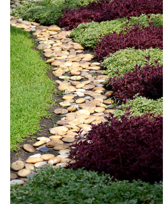 Add A Path Or Walkway To A Garden
