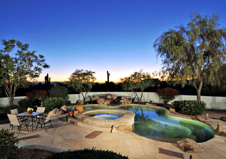 Xeriscaping for a water-wise garden design