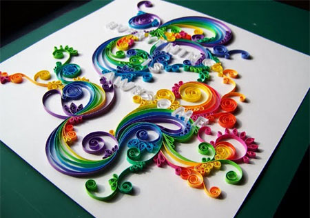 Quilling Is Another Paper Craft Your Teenager Might Enjoy.