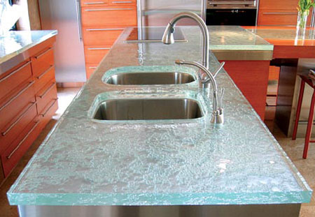 kitchen countertop ideas and options for eco friendly and sustainable
