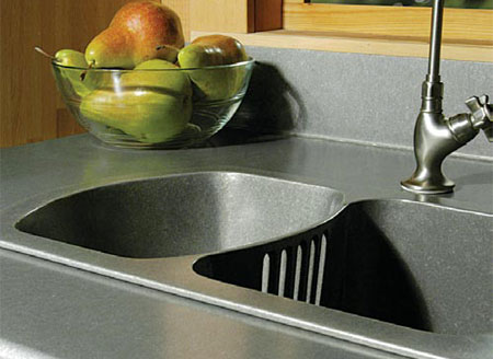 Kitchen Countertop Materials South Africa : HOME DZINE Kitchen Kitchen countertop options