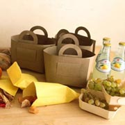 Make your own picnic or party baskets